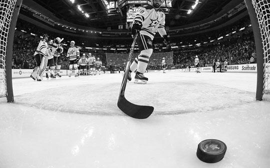 Lindquists NHL-blogg